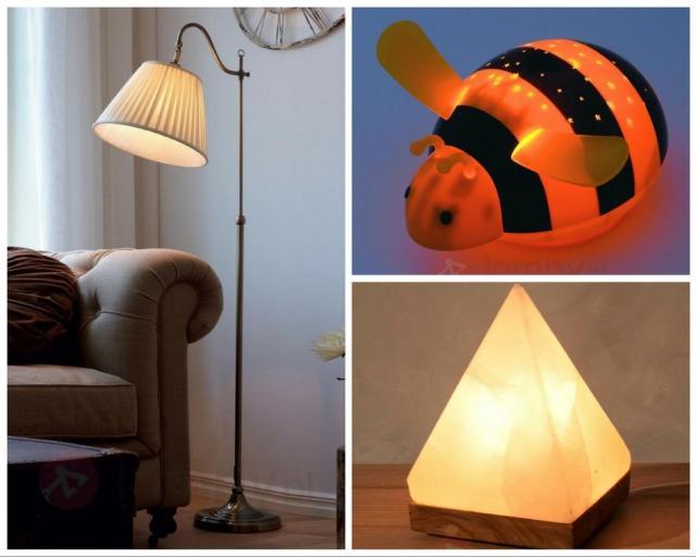 Lampka nocna - jak ją wybrać?
