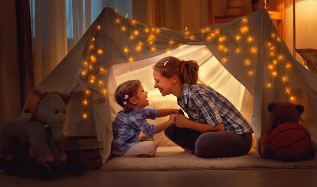 Urządzając pokój dla dziecka… Ciekawe triki