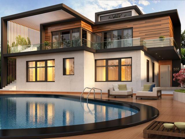 10 niesamowitych domów jak ze snu, w których chcielibyście zamieszkać!