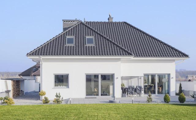 dom, domy jednorodzinne