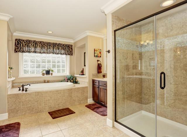 Zjawiskowe łazienki, w których kąpiel będzie czystą przyjemnością!