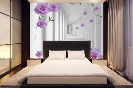 Nowoczesne materiały do dekoracji ścian: fototapety na zamówienie od TM Uwalls