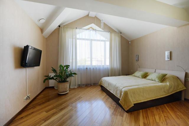 Sypialnia nowoczesna - galeria nowoczesnych aranżacji wnętrz sypialni