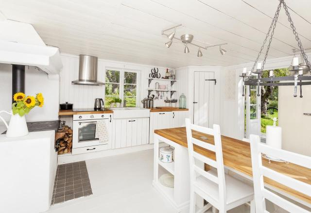 styl skandynawski, aranżacja kuchni, jak urządzić kuchnię