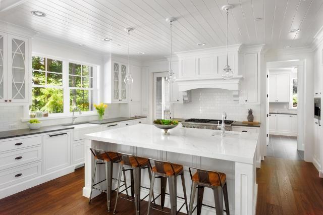 aranżacja kuchni, jak urządzić kuchnię, styl skandynawski