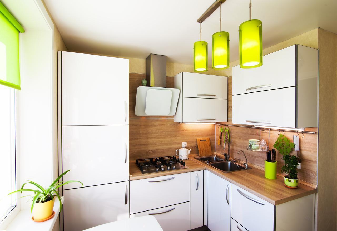 Aranżacja Małej Kuchni W Bloku Jak Urządzić Małą Kuchnię
