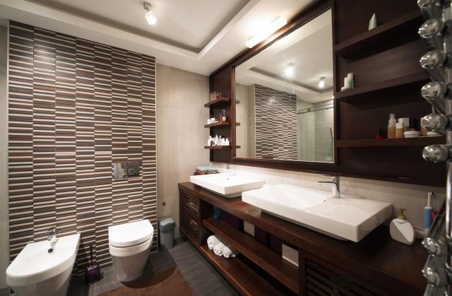 łazienka, czysta łazienka, porządek w łazience