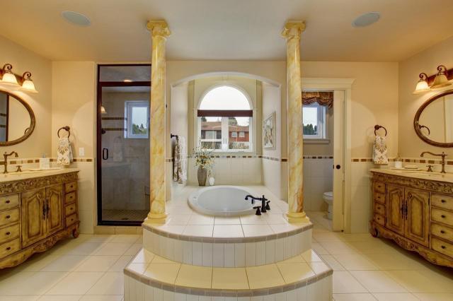 czysta łazienka, łazienka