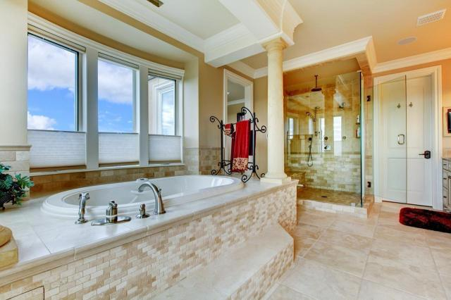 aranżacja łazienki, jak urządzić łazienkę