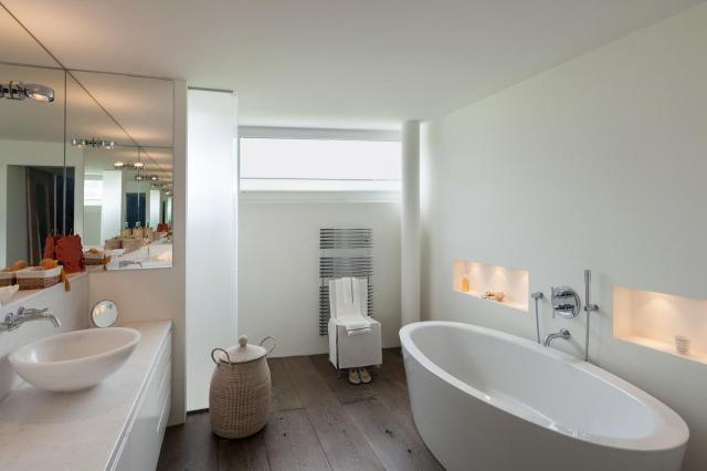 jak urządzić łazienkę, styl skandynawski, aranżacja łazienki