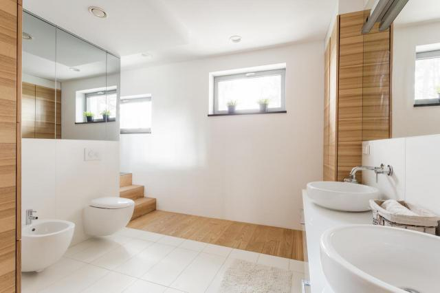 styl skandynawski, aranżacja łazienki, jak urządzić łazienkę