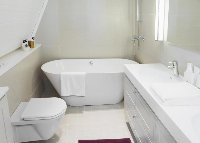 mała łazienka, funkcjonalna łazienka
