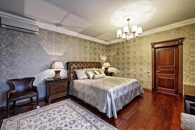 aranzacja sypialni, sypialnia