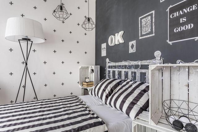 10 rewelacyjnych pomysłów na piękne ściany w domu i mieszkaniu