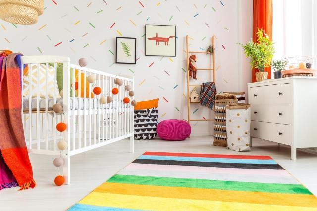 dekoracje, kolor ścian