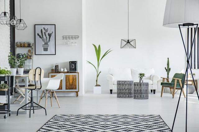 styl skandynawski, aranżacja domu