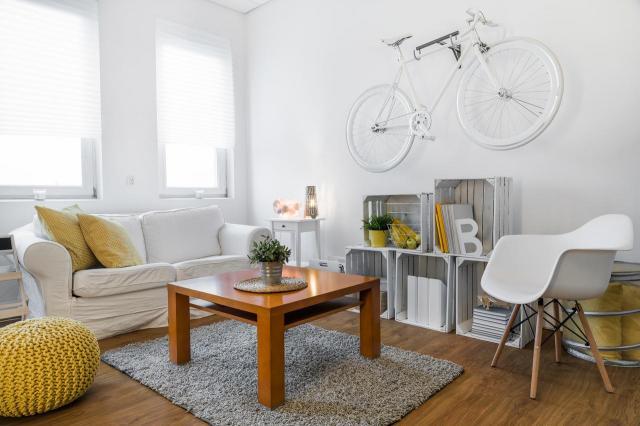 małe mieszkanie, mieszkanie