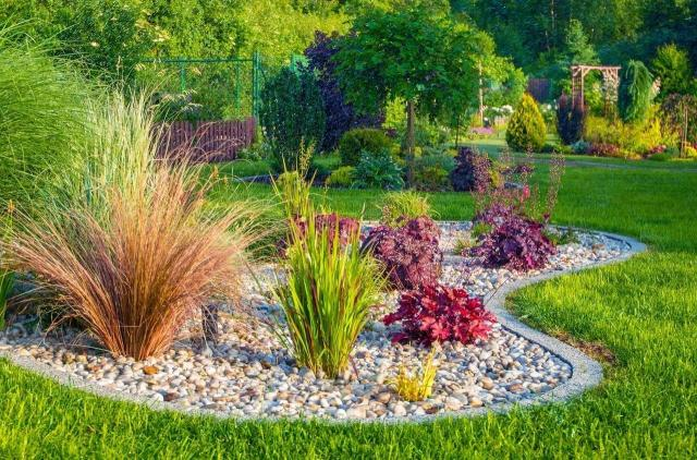 ogród, aranżacje ogrodu