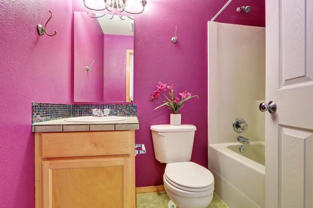 aranżacje łazienki, łazienka