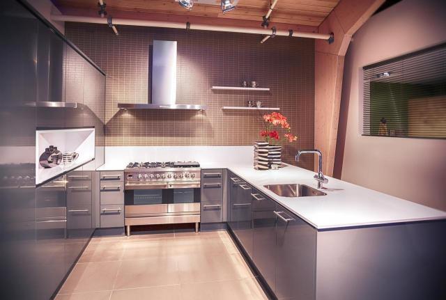 aranżacje kuchni, kuchnia