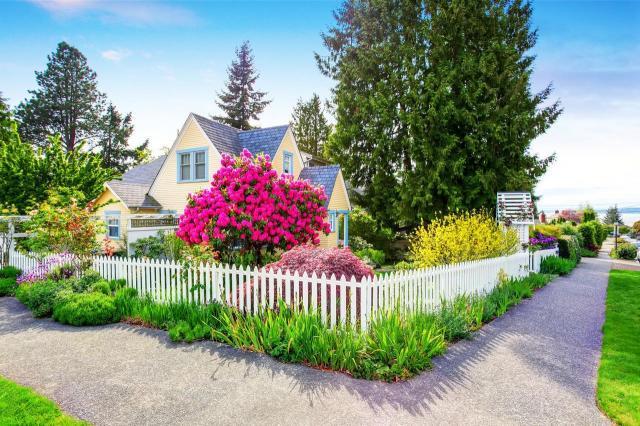 ogrody, aranżacje ogrodów