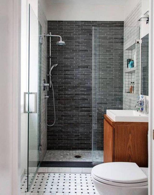 Podstawowe zasady urządzania małej łazienki