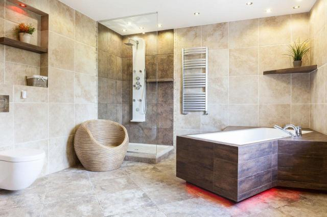 10 pomysłów na piękną łazienkę - genialne wnętrza