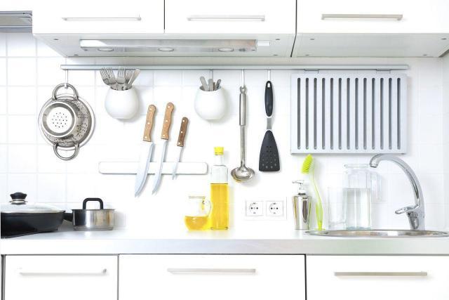 kuchnia, jasne kuchnie