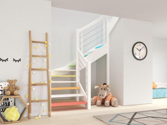 schody wewnętrzne, schody