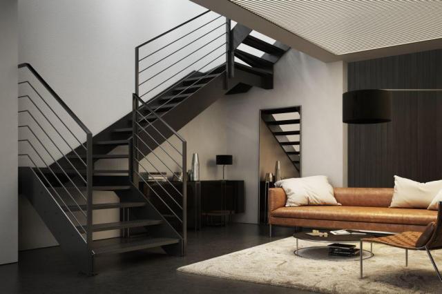 schody, schody wewnętrzne
