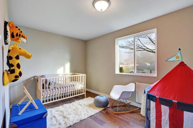 pokój, wnętrze, pokój dziecka