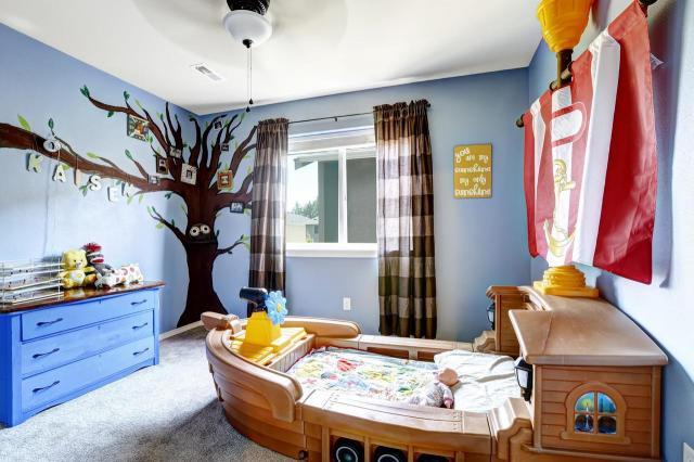 Oryginalne pomysły na pokój dziecka - galeria inspiracji