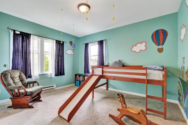 pokój dziecka, wnętrza