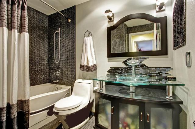Fantastycznie zaaranżowane łazienki - przegląd pomysłów