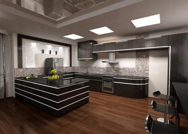 kuchnia, aranżacje kuchni