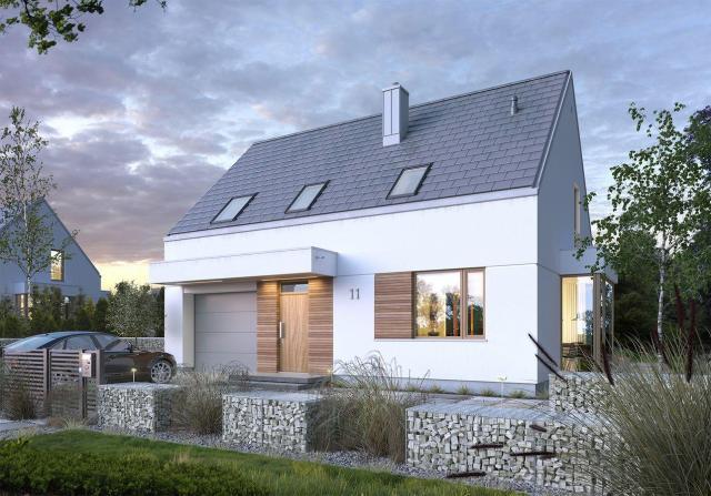 Jak znaleźć wymarzony projekt domu?