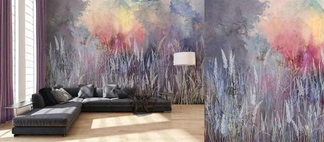 Tapety na ścianie – modne wzory, które odmienią każde wnętrze