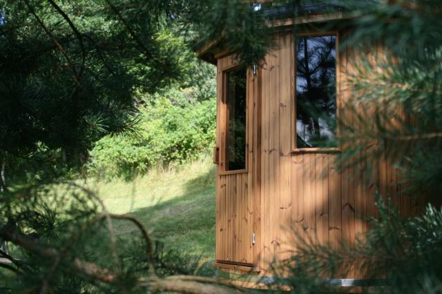 artykuł partnerski, bania, ruska bania, sauna ogrodowa