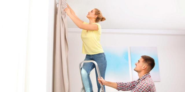Karnisze metalowe – 3 powody, dla których warto zamontować je w domu